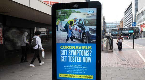 Got Symptoms Get Tested